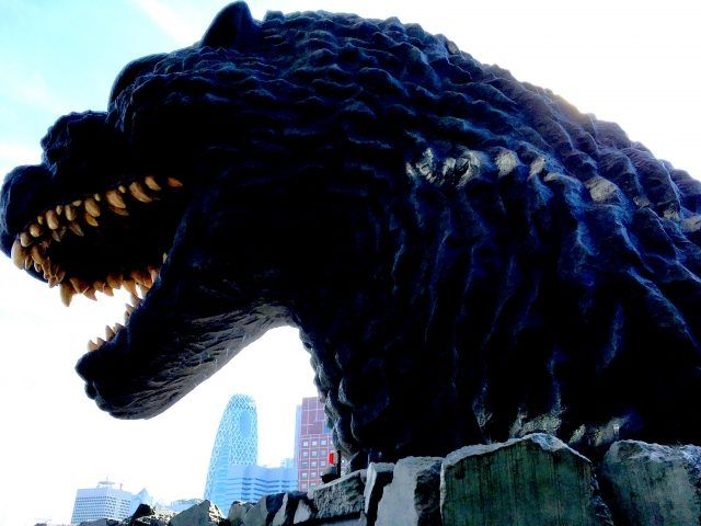 The giant Godzilla Head at the Shinjuku Gracery Hotel is a Tokyo icon. Here's how to get to see it up close.
