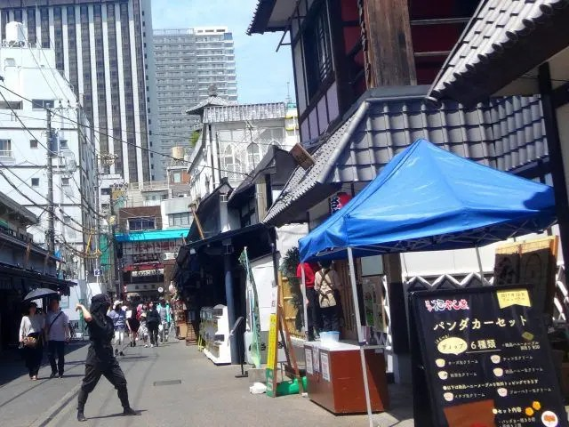 Getting the chance to let out your inner Ninja is one of the fun things to do in Asakusa