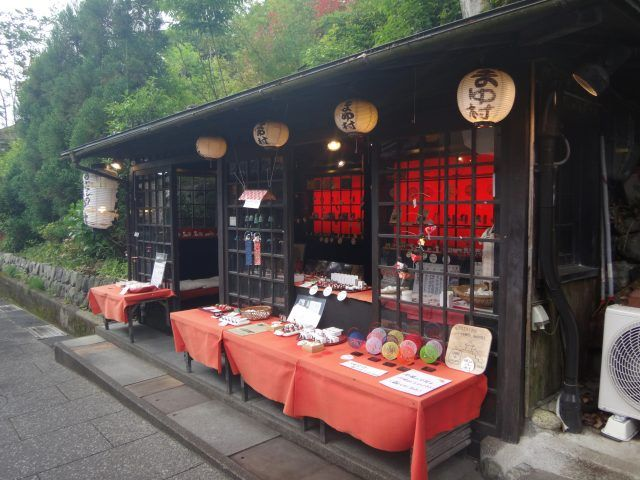 This family-owned store in Kyoto makes tiny silk cocoon creatures.