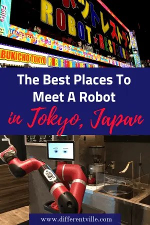 If seeing a robot is top of your list of things to do in Tokyo, you won't be disappointed. There are heaps of places you can see them - and interact with them. Here's our guide to nine brilliant places to find a robot in Tokyo. #robots #Tokyo #thingstodoinTokyo