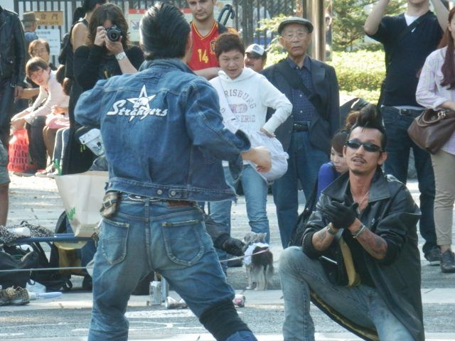 Checking out the rockabilly dancers in Yoyogi Park is a unique Tokyo experience