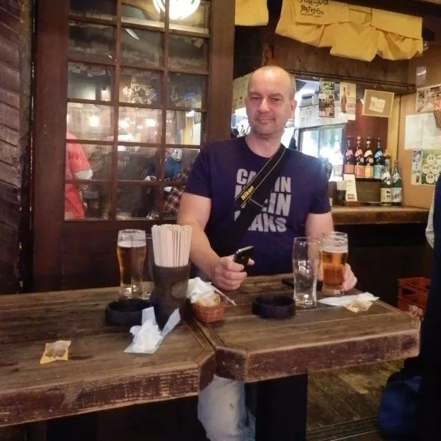 It's common to drink standing up in Tokyo - and going to a stand up bar or sushi restaurant is one of the unique things to do in Tokyo