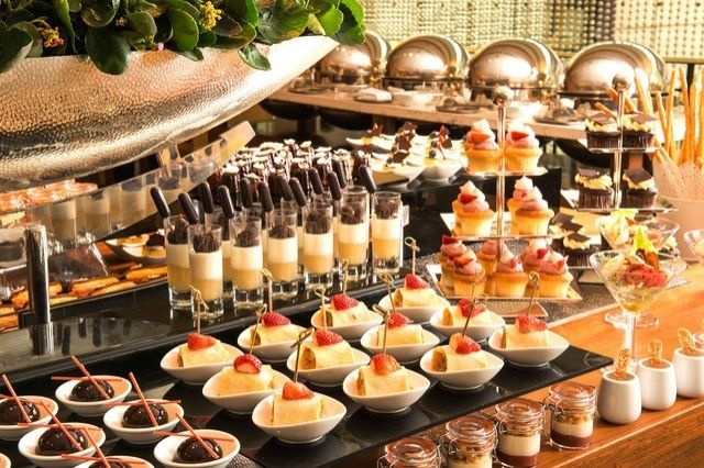If you're looking for ideas of what to do near Taipei 101 try afternoon tea at the Grand Hyatt.