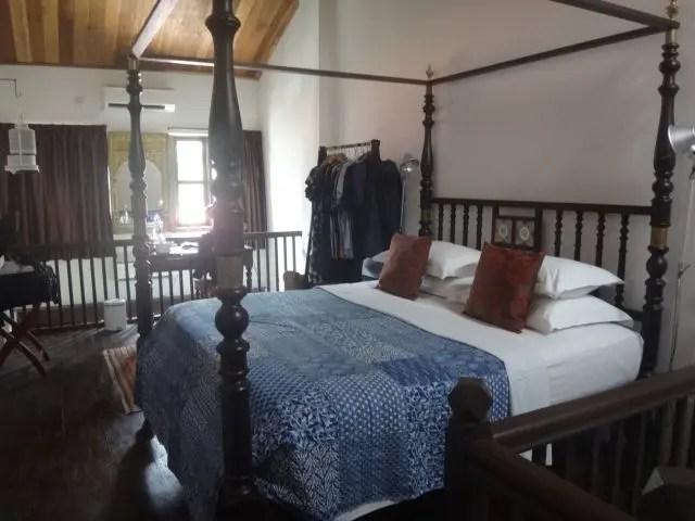 Bedroom at Jawi Peranakan Mansion
