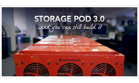 2013-06-10 Backblaze Storage Pod 3.0