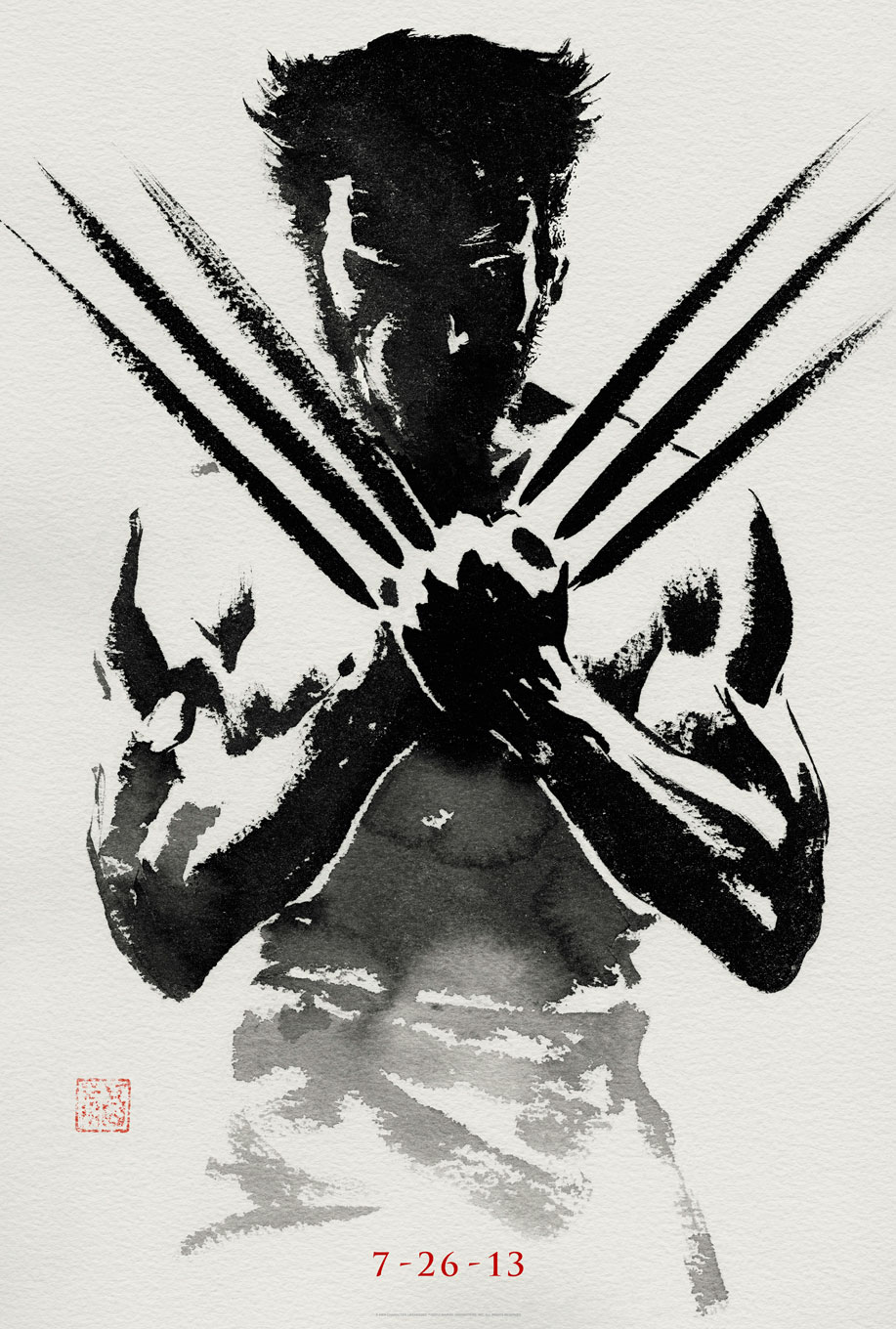 2013-07-30 The Wolverine