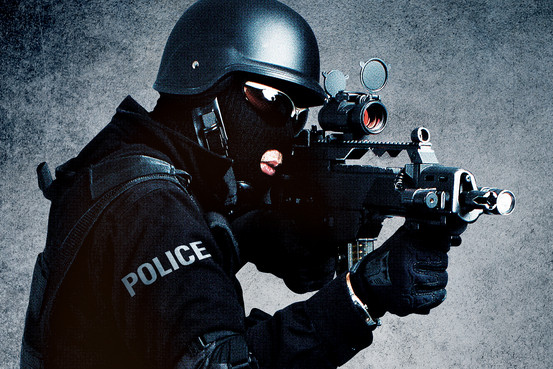 2013-08-04 Militarized Police