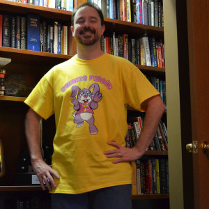 John Scalzi, Gamma Rabbit.