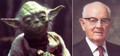 """""""You must unlearn what you have learned."""" - Spencer W. Kimball: Jedi Master"""