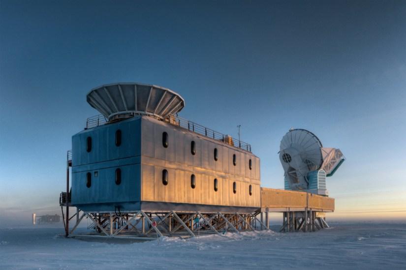 2014-03-25 Bicep2 Telescope