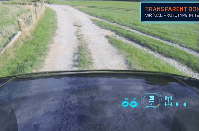 2014-04-12 Transparent Bonnet