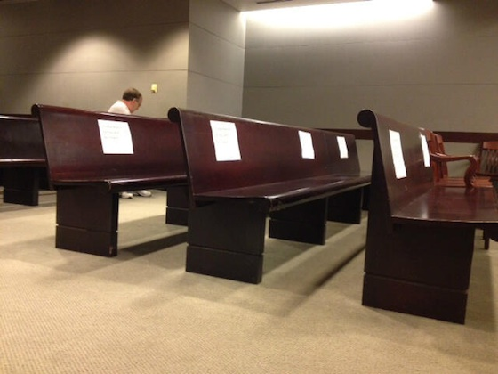 2014-10-14 Gosnell Reserved Seats