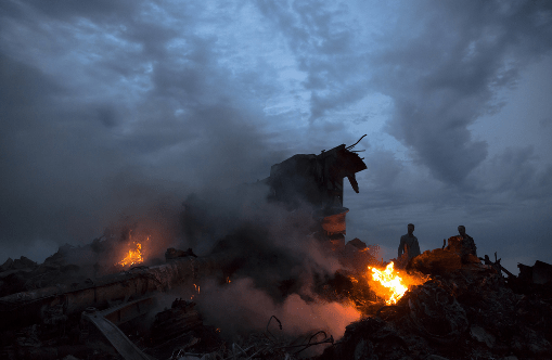 2014-07-18 Malaysian Flight 17