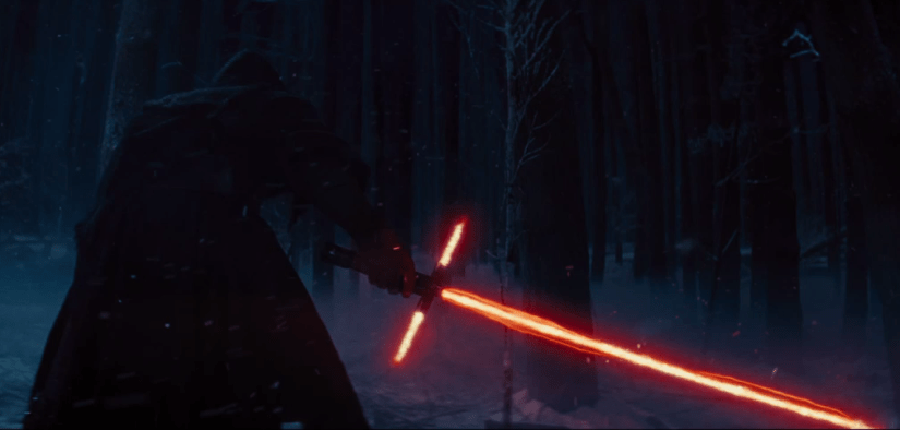 2014-11-28 Useless Lightsaber Crossguard