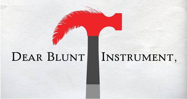 863 - Blunt Instrument
