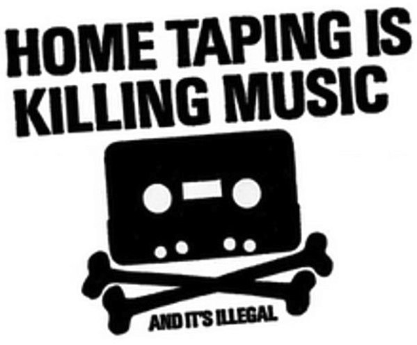 35 Years Ago The UK Launches the Home Taping Is