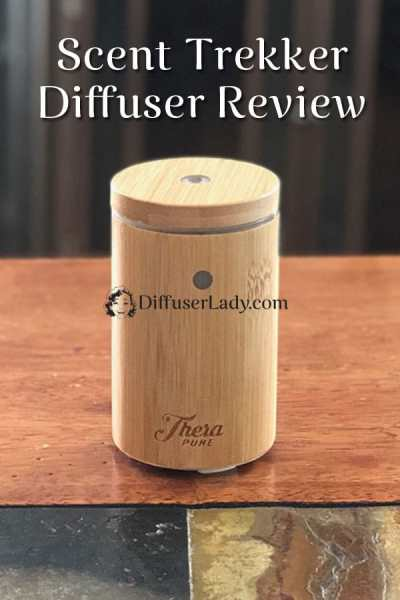 Scent Trekker Diffuser Review Creature Comforts diffuser review Diffuser Lady gives you honest essential oil diffuser reviews for every kind of diffuser for every room in your home.