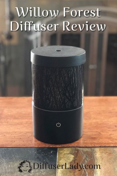Willow Forest diffuser review Creature Comforts diffuser review Diffuser Lady gives you honest essential oil diffuser reviews for every kind of diffuser for every room in your home.