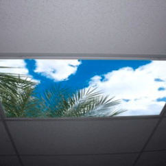 Kitchen Fluorescent Light Covers Countertop Repair Kit Improve Your With A Cover