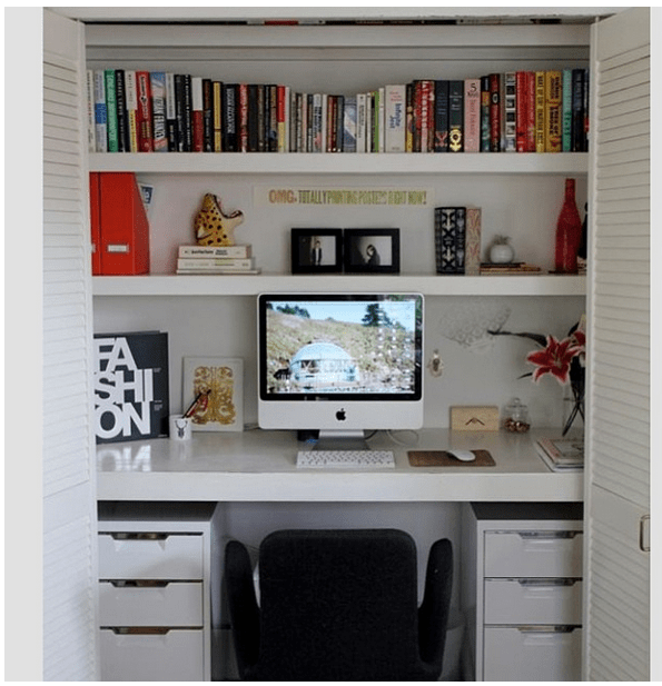 23 Formas ingeniosas de transformar un armario que no