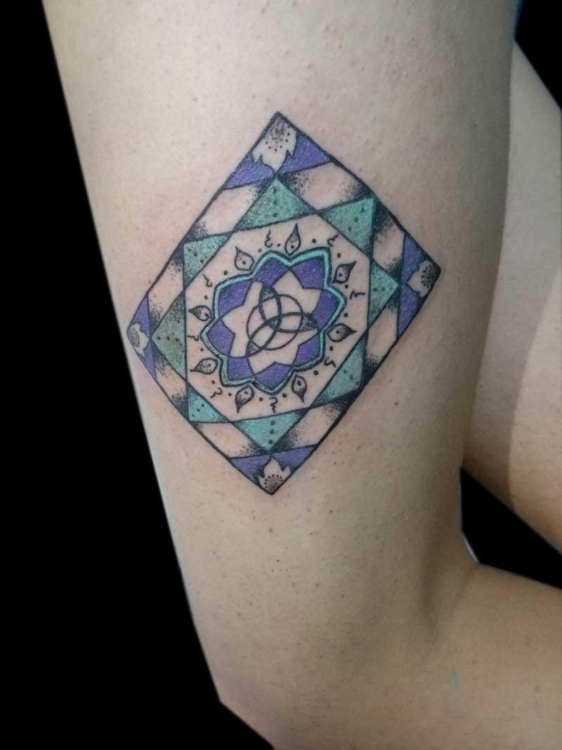 Si planeas tatuarte un MANDALA estos son sus significados
