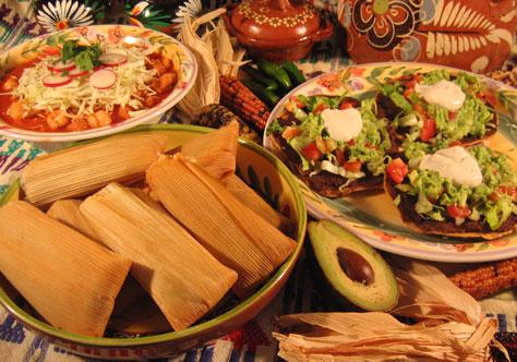 La comida mexicana patrimonio de la humanidad  Difusin