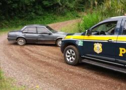 PRF prende homem após 18km de acompanhamento em Nova Petrópolis
