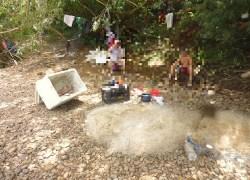 Arpa autua pai e filho por pesca ilegal em Santa Tereza