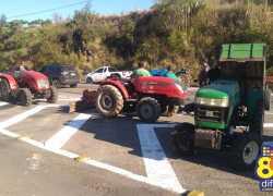 Mobilização de motoristas chega ao Vale dos Vinhedos