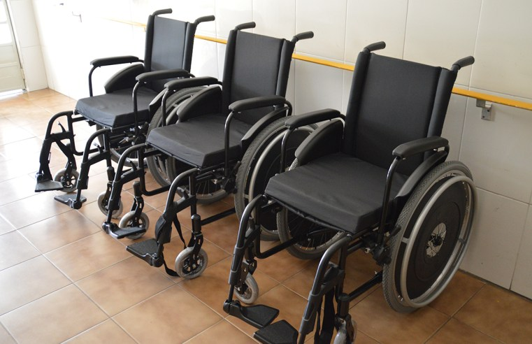 """Campanha """"emprestou devolva"""" é intensificada pelo Clube de Cadeiras de Rodas"""