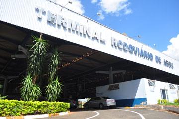 Terminal Rodoviário de Passageiros se prepara para atender a demanda de embarques do final de ano