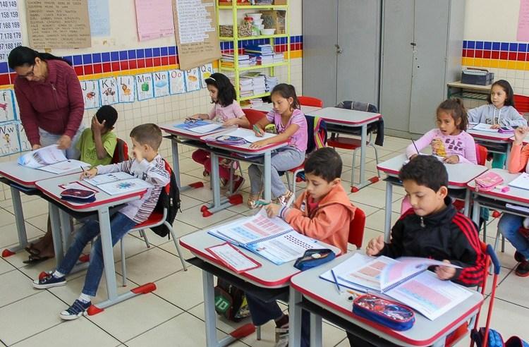 Aulas na rede municipal de ensino em 2019 foram retomadas nesta segunda-feira em Assis