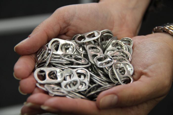 Lançado projeto do Rotary para arrecadar lacres de alumínio e tampas de plástico