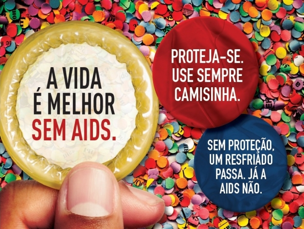 GIPA relata haver relaxamento das pessoas na prevenção de doenças sexualmente transmissíveis