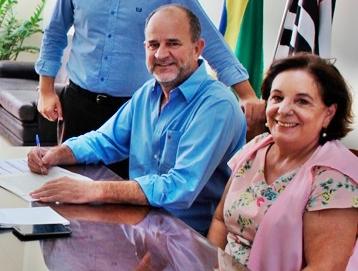 Associação do Câncer começa a construir sua sede própria em terreno doado pela Prefeitura
