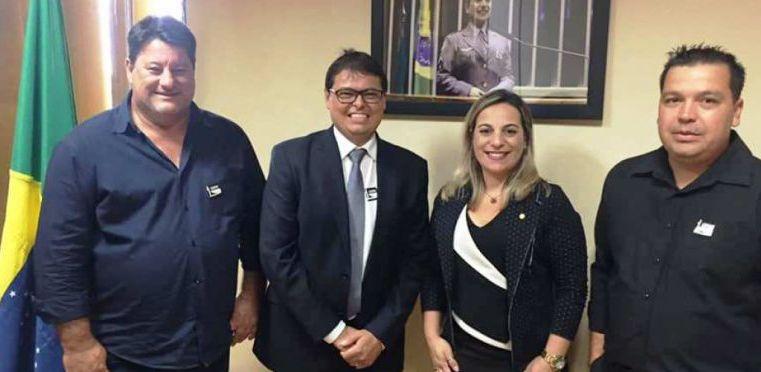 Prefeito de Florínea faz balanço positivo da Vigésima Segunda Marcha a Brasília em Defesa dos Municípios