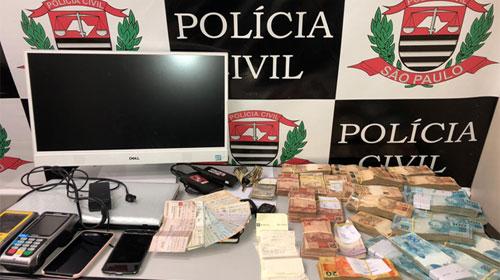 Polícia Civil de Assis confirma prisões temporárias em operação contra organização criminosa que fraudava vestibulares