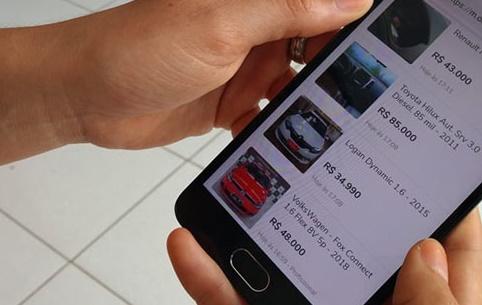 Oficial da Polícia Militar alerta sobre golpe em vendas de veículos pela Internet