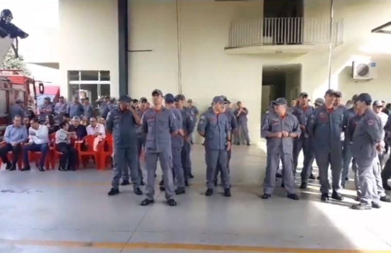 Quartel de Assis recebe evento pelo 'Dia do Bombeiro' e pela valorização do Policial Militar