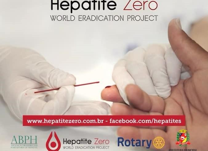 Campanha realiza 120 testes gratuitos de hepatite C na Avenida Rui Barbosa