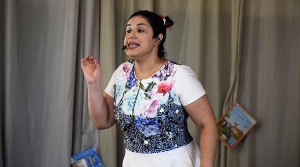 """Pedrinhas Paulista recebe a oficina """"Histórias e Canções – A confecção de Brinquedos e Instrumentos Musicais'"""