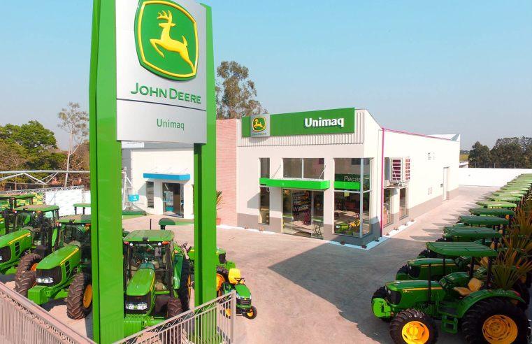 Unimaq de Assis, concessionário John Deere, mantém programa de manutenção e revisão de máquinas agrícolas