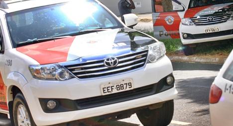Polícia Militar reforça patrulhamento nas áreas de comércio