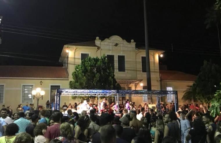 Com mais de cinco mil participantes, Secretaria de Cultura faz avalição positivo dos blocos de Carnaval