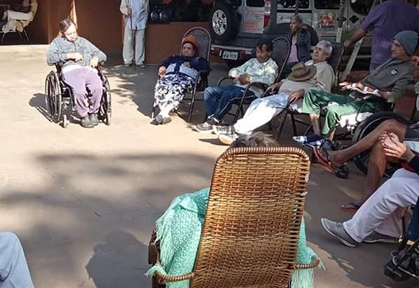 Asilos de Assis suspendem visitas como prevenção ao Coronavírus