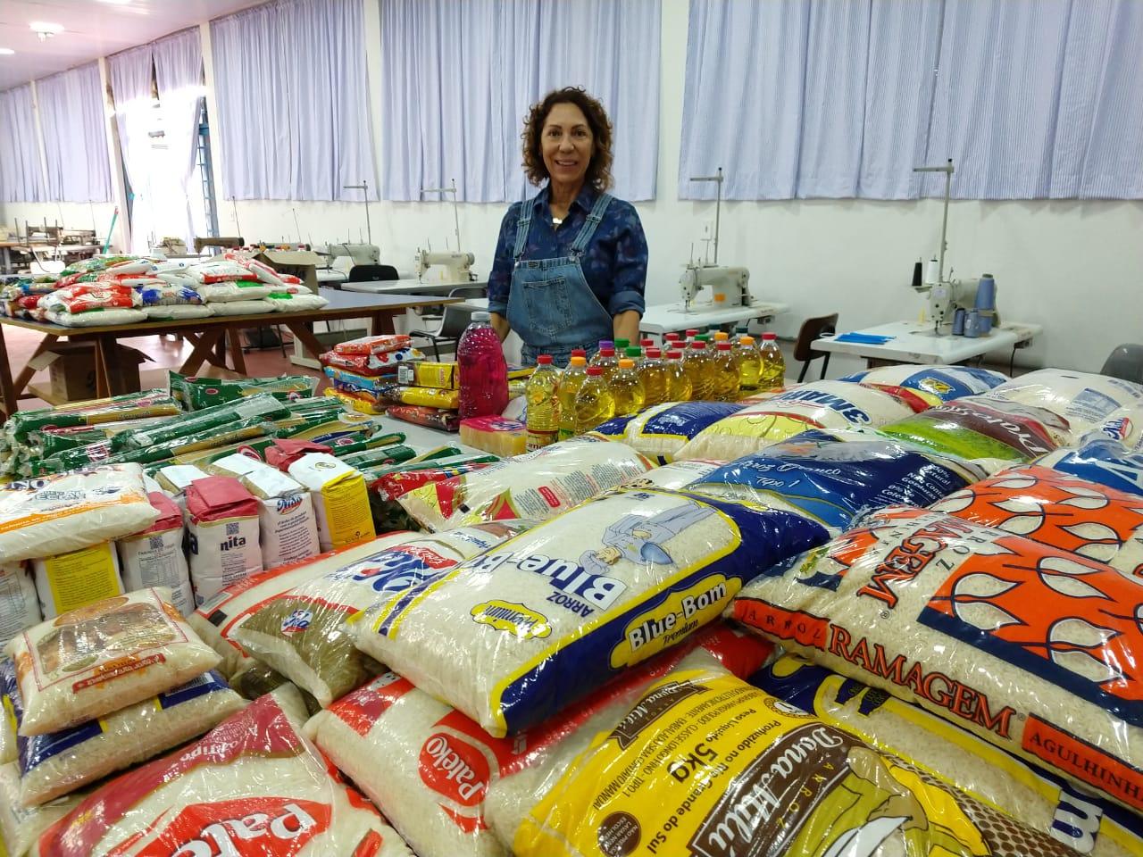 Confira como fazer doação de alimentos para o Fundo Social distribuir a famílias em situação de vulnerabilidade social