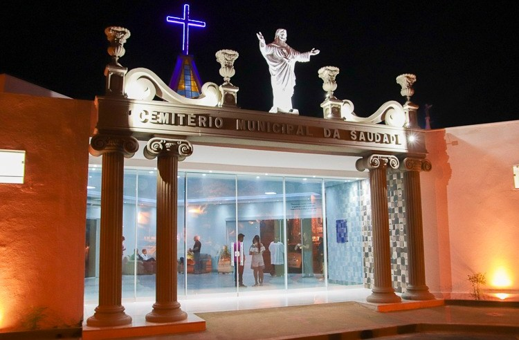 Cemitério Municipal abre ao público excepcionalmente nesse final de semana