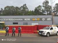 Com destino a Assis, Polícia intercepta carregamento de quase 4 toneladas de maconha.