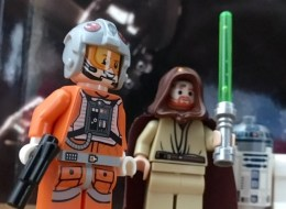 Star Wars Lego Figur