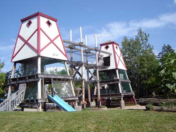 Upper Clements Amusement  Adventure Park